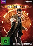 Doctor Who - Die kompletten Specials zwischen Staffel 4 und 5 [5 DVDs]