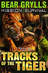 Mission Survival 4: Tracks of the Tiger by Bear Grylls (2010-02-04)