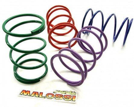 Gegendruckfeder MALOSSI Racing 106Prozent für SYM Fiddle 2 50 4T AC 09- AF05W -