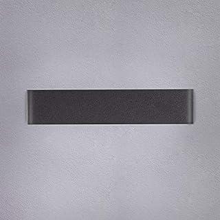 Yafido Wandleuchte Innen LED 14W Wandlampe Up Down AC 230V Warmweiß für Schlafzimmer Wohnzimmer Flur Treppen Acryl 40CM