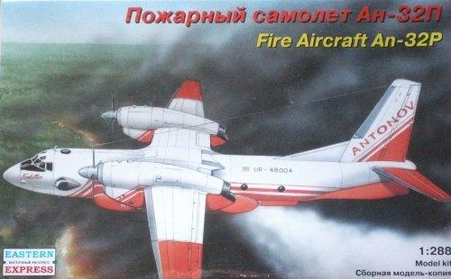 Arca Modelos ee28804 1:288 Escala 'Antonov an-32p ucraniano...