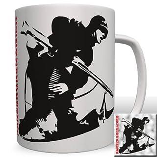 PzGren Panzergrenadier Soldat Wk Wh Armee Heer- Tasse Kaffee Becher #16693