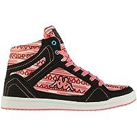 Official Shoes Original KAPPA SNEAKER coleos Hi-Top-Sneakers Pink/Blau/