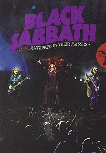 Black Sabbath - Live... gathered in their masses(+CD)