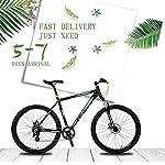 51l8iErmlXL. SS150 Extrbici XF300 Nuova Mountain Bike da 24 velocità Shimano Shifter 27,5 'Forcella pneumatica da 19 Pollici in Lega di…