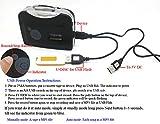 from JNS Old Tape Concerter Tape MP3 Cassette Player Walkman 230V