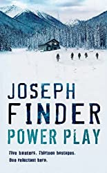 Power Play by Joseph Finder (2007-08-09)