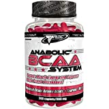 ANABOLIC BCAA SYSTEM - 150 CAP / Supports Muscle Energy and Suppress Muscle Protein Breakdown!