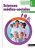 "Sciences médico-sociales 1re et Tle Bac Pro ASSP option "" En structure ""..."