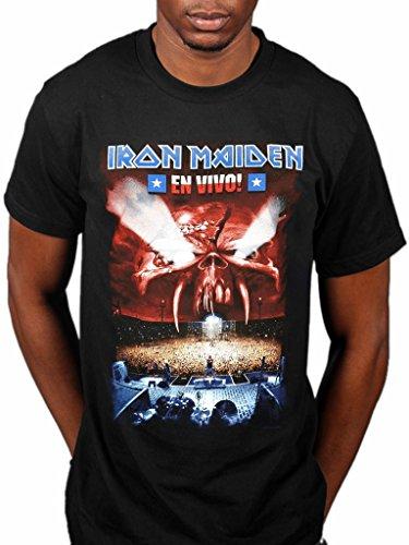 official-iron-maiden-en-vivo-t-shirt-rock-metal-hermit-vortex-transylvania-euro-tour