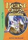Beast Quest, tome 44 : Le chat des plaines par Blade