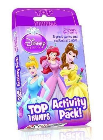 Disney Princess Activity Pack Top Trumps Preisvergleich