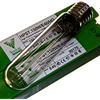 2 x 150 W Son-T Tubular de alta presión HPS lámparas E40 (encendedor externo) para Floodlights Estadio Carpark Yards
