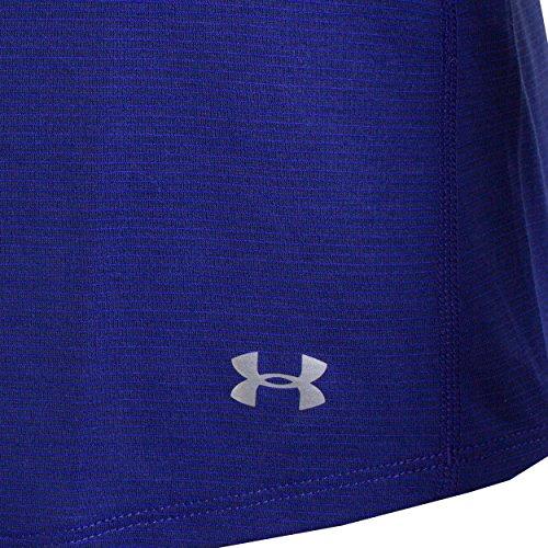 Under Armour Threadborne Streaker SS Women's Corsa T-Shirt - SS17 Navy blue
