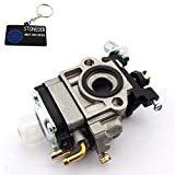 STONEDER Carburatore Carb Minimoto 10mm Per Motore 26cc 33cc Kragen Zooma Bladez 2 Corsa Stand Up Gas Goped Scooter