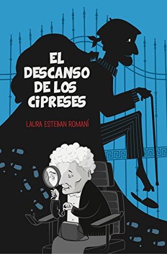 El descanso de los cipreses por Laura Esteban Romaní