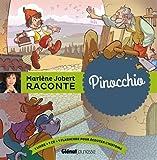 Marlène Jobert raconte : Pinocchio (1CD audio)
