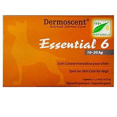 Artikelbild: Dermoscent Essential 6 Spot-on - Hund - 10 - 20 kg