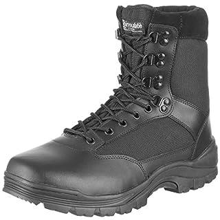 Unbekannt Mil Tec Stiefel Swat Boots schwarz 45