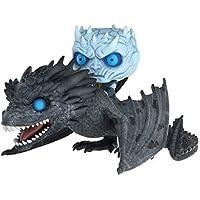 Funko 28671 - Game of Thrones Pop Vinyl Figure Night King On Dragon