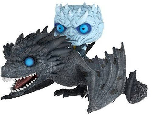 Funko Pop! - Rides: Game of Thrones: Viserion And Night King (28671)