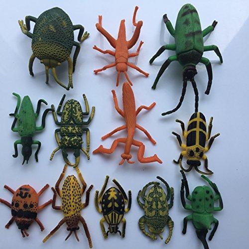 carpetar-14x-dekofiguren-kafer-bugs-schaben-kindergeburtstag-mitgebsel-deko-halloween-ekel-kinder-li