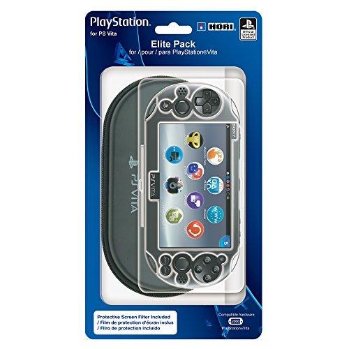 HORI Elite Pack Protective Starter Kit for PlayStation Vita 2000 by Hori