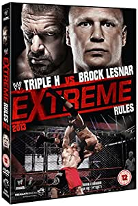 WWE: Extreme Rules 2013 [DVD]