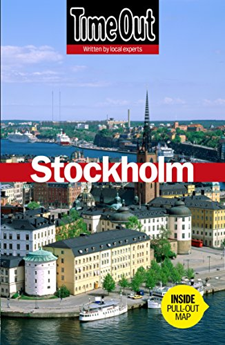 Stockholm Time Out Guide - 5th Edition (Time Out Guides)