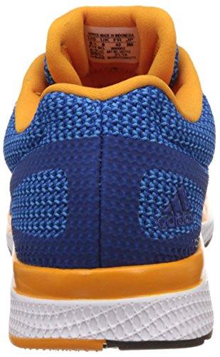 adidas Herren Mana Bounce M Laufschuhe Blau / Orange (Eqtazu / Balcri /Azuimp)