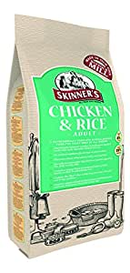 Skinner's Dog Food Chicken and Rice Adult Dry Mix 15kg