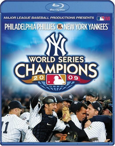 2009 New York Yankees: Official World Series Film [Blu-ray] [Import]