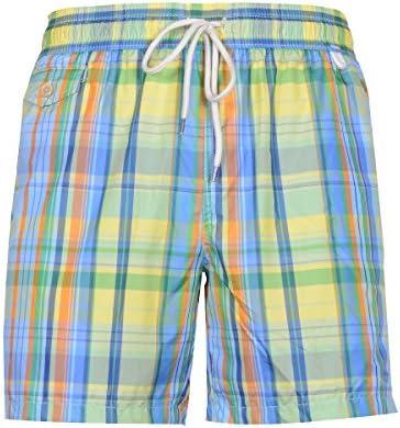 Ralph Lauren Hombre A75XZ7AGXW70P Multicolor Poliéster Bañador Tipo Bóxer