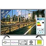 Hisense H60N5708 60 Zoll 151cm LED Fernseher 4K Ultra HD UHD Smart TV WLAN HDR