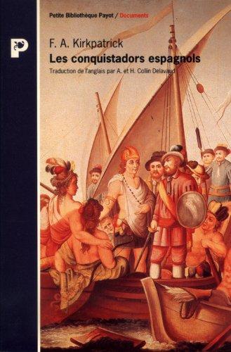 Les conquistadors espagnols