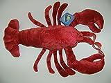 Stofftier Hummer 30 cm, Kuscheltiere Plüschtiere Meerestiere Ozean Krebse Wasser Tiere