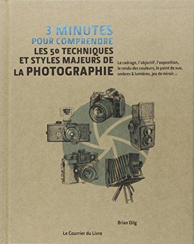 3 minutes pour comprendre les 50 techniques et styles majeurs de la photographie par Brian Dilg