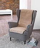 K. & N. Schurwolle Sessel-oder Sofaläufer