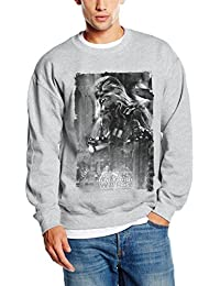 Star Wars Chewbacca Collage Poster, Sudadera para Hombre