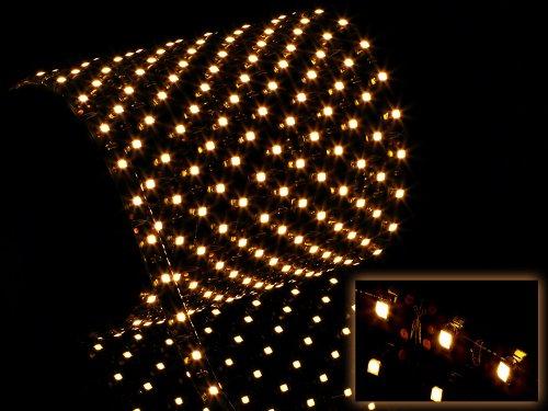 LED SMD FLEXI STRIP 5METROS BLANCO CALIDO CON 300LED CON TRANSFORMADOR