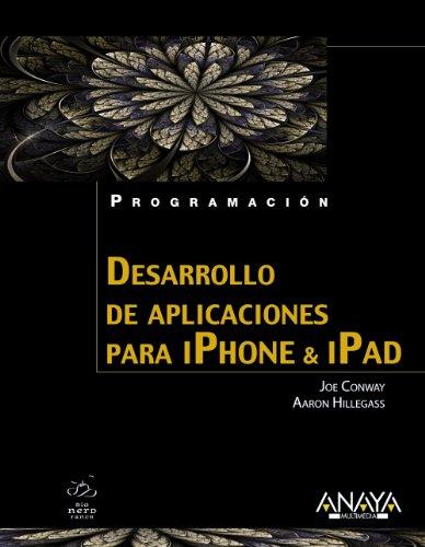 Portada del libro Desarrollo de aplicaciones para iPhone & iPad (Programación)