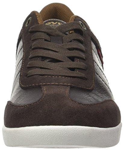 Sneakers Da Uomo Levis Marrone (marrone Scuro)