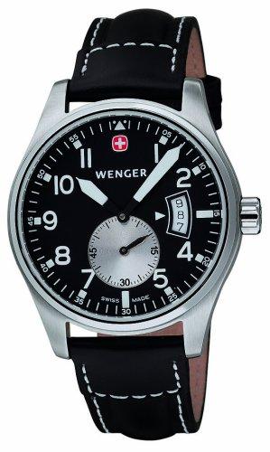 uno de los relojes wenger