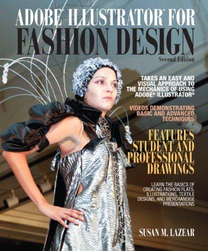 Free Download Adobe Illustrator For Fashion Design Popular Ebook By Susan Lazear Fdvnop9ksukl0ure