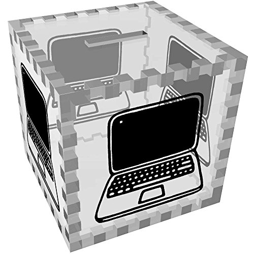 Azeeda 'Ordenador portátil' Caja Dinero / Hucha MB00065755