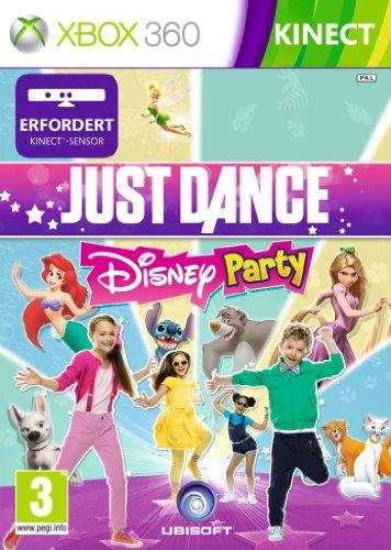 Just Dance Disney Party (AT-PEGI) (Xbox 360-just Dance Disney)