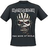 Iron Maiden The Book Of Souls T-Shirt schwarz