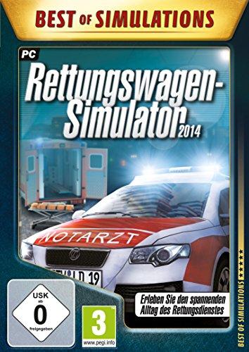Rettungswagen-Simulator 2014
