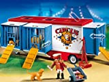 PLAYMOBIL 4232 - Zirkus - Raubtier-Käfigwagen