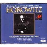 Horowitz - The Complete Masterworks Recordings (1926-1973), Vol.1